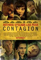 Contagion - 43 x 62 Movie Poster - Bus Shelter Style G