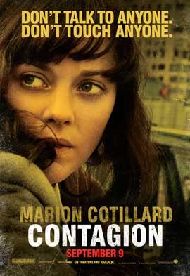 Contagion - 27 x 40 Movie Poster - Style A