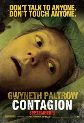 Contagion - 11 x 17 Movie Poster - Style H