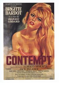 Contempt - 43 x 62 Movie Poster - Bus Shelter Style A