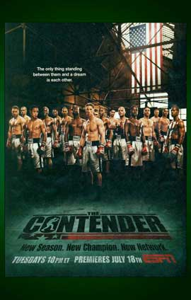 The Contender (TV) - 11 x 17 TV Poster - Style A