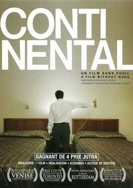 Continental, a Film Without Guns - 11 x 17 Movie Poster - Style A