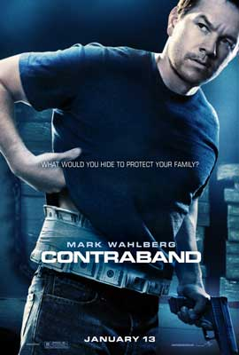 Contraband - 11 x 17 Movie Poster - Style A