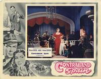 Contraband Spain - 11 x 14 Movie Poster - Style B