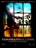 Contract Killers - 27 x 40 Movie Poster - Style B