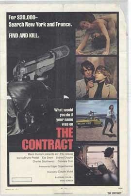 The Contract - 11 x 17 Movie Poster - Style A
