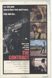 The Contract - 27 x 40 Movie Poster - Style A