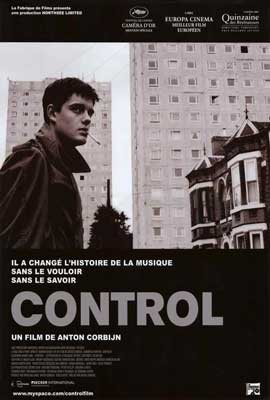 Control - 27 x 40 Movie Poster - French Style A