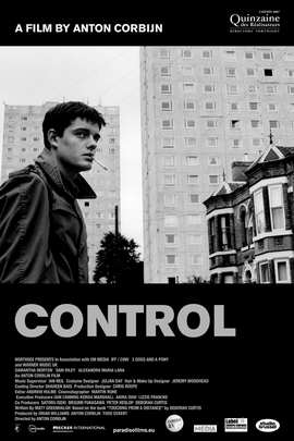 Control - 27 x 40 Movie Poster - Belgian Style B
