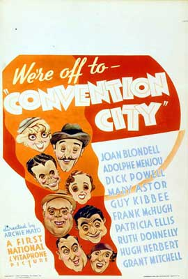 Convention City - 27 x 40 Movie Poster - Style A