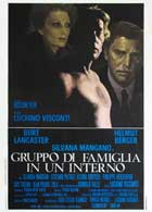 Conversation Piece - 27 x 40 Movie Poster - Italian Style A