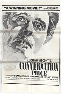 Conversation Piece - 27 x 40 Movie Poster - Style A