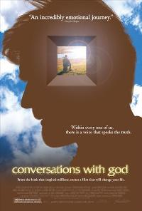 Conversations with God - 43 x 62 Movie Poster - Bus Shelter Style A