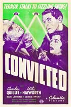 Convicted - 11 x 17 Movie Poster - Style A