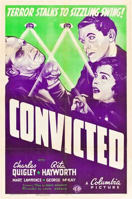 Convicted - 27 x 40 Movie Poster - Style A