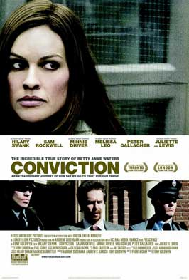 Conviction - 11 x 17 Movie Poster - Style B