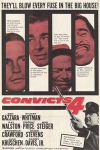Convicts Four - 11 x 17 Movie Poster - Style A