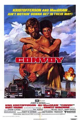 Convoy - 11 x 17 Movie Poster - Style A