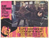 Coogan's Bluff - 11 x 14 Movie Poster - Style C