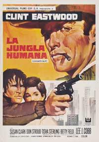 Coogan's Bluff - 11 x 17 Movie Poster - Style C