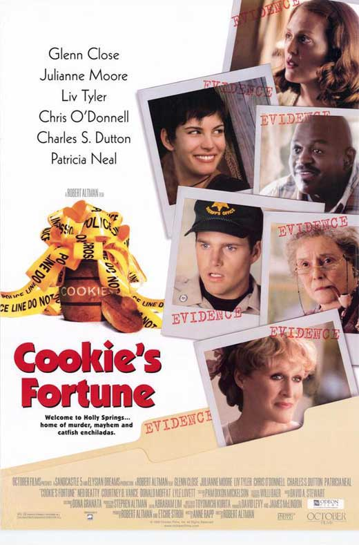 The fortune cookie movie