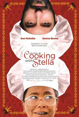 Cooking with Stella - 27 x 40 Movie Poster - Canadian Style A