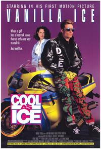 Cool As Ice - 43 x 62 Movie Poster - Bus Shelter Style A