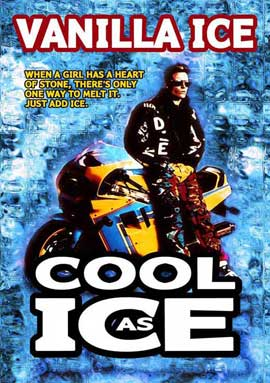 Cool As Ice - 11 x 17 Movie Poster - Style C