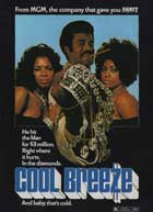 Cool Breeze - 11 x 17 Movie Poster - Style B