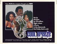 Cool Breeze - 11 x 14 Movie Poster - Style A