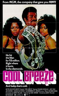 Cool Breeze - 27 x 40 Movie Poster - Style A