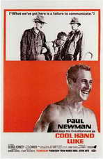 Cool Hand Luke - 11 x 17 Movie Poster - Style C