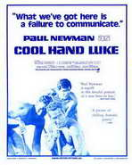 Cool Hand Luke - 11 x 17 Movie Poster - Style E