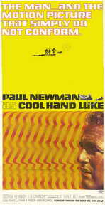 Cool Hand Luke - 11 x 17 Movie Poster - Style F