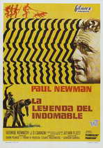Cool Hand Luke - 27 x 40 Movie Poster - Spanish Style A