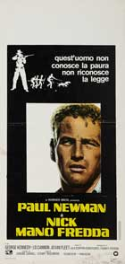 Cool Hand Luke - 13 x 28 Movie Poster - Italian Style A