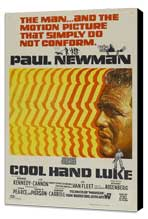 Cool Hand Luke - 27 x 40 Movie Poster - Australian Style A - Museum Wrapped Canvas