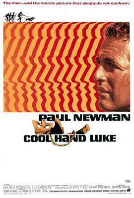 Cool Hand Luke - 11 x 17 Movie Poster - Style A