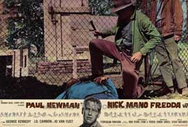 Cool Hand Luke - 11 x 17 Movie Poster - Italian Style A