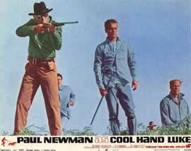 Cool Hand Luke - 11 x 14 Movie Poster - Style B