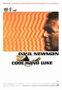 Cool Hand Luke - 43 x 62 Movie Poster - Bus Shelter Style A