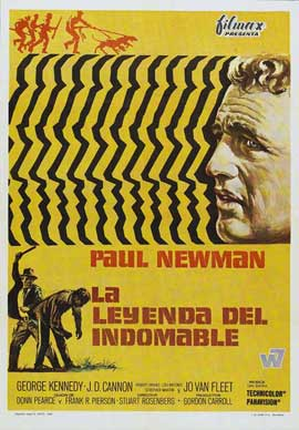 Cool Hand Luke - 11 x 17 Movie Poster - Spanish Style A