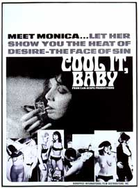 Cool It, Baby - 11 x 17 Movie Poster - Style A
