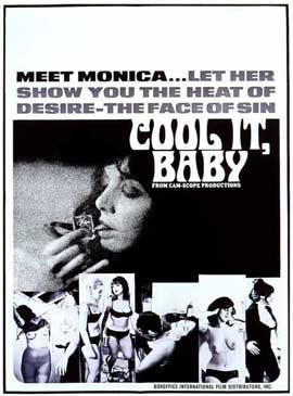 Cool It, Baby - 27 x 40 Movie Poster - Style A