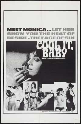 Cool It Baby - 11 x 17 Movie Poster - Style A