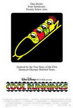 Cool Runnings - 27 x 40 Movie Poster - Style A