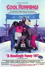 Cool Runnings - 27 x 40 Movie Poster - Style B