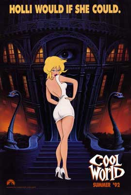 Cool World - 11 x 17 Movie Poster - Style A