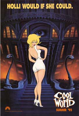 Cool World - 27 x 40 Movie Poster - Style A
