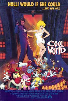 Cool World - 27 x 40 Movie Poster - Style B